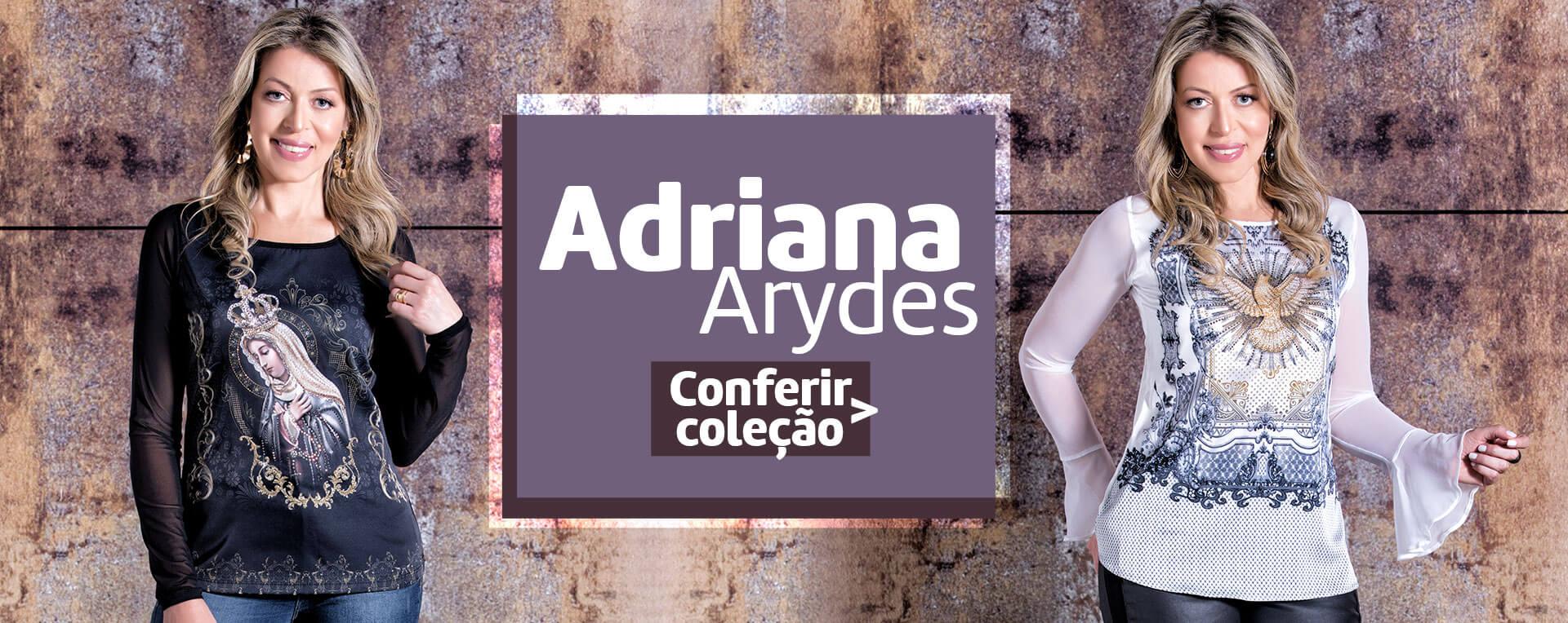 Adriana Arydes Lançamento