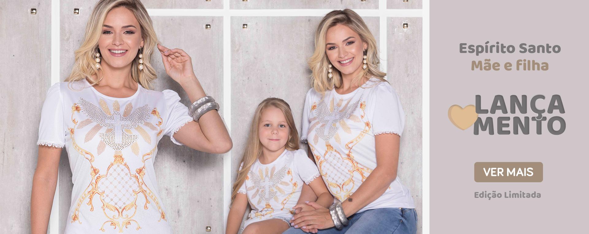 Lançamento Mãe e Filha