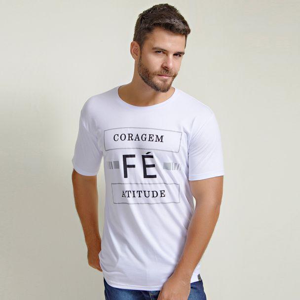 camiseta-coragem-fe-atitude-branca-frente