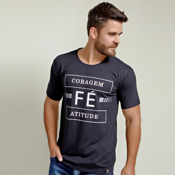 camiseta-coragem-fe-atitude-preta-frente