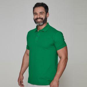 camiseta-masculina-gola-polo-frates-palmeira-frente