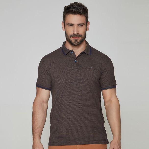camiseta-masculina-gola-polo-frates-cappuccino-frente