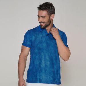 camiseta-masculina-gola-polo-frates-sky-azul-frente