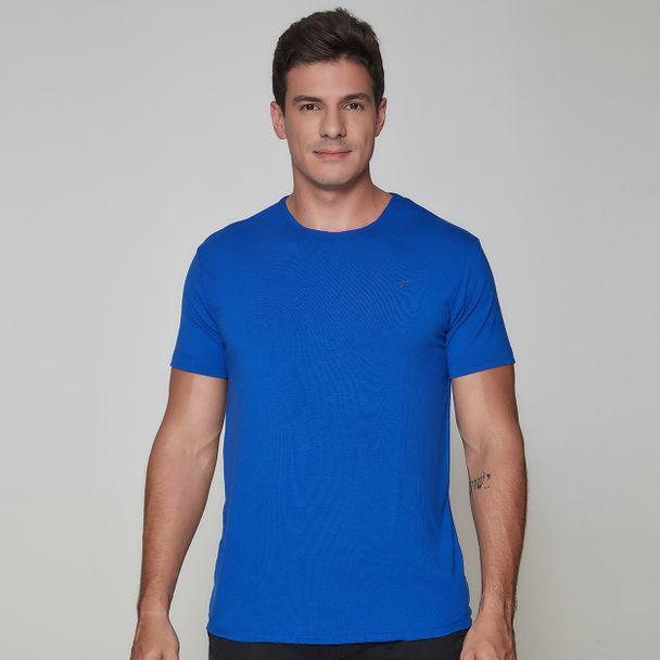 camiseta-masculina-gola-o-frates-basic-blue-frente