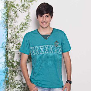 camiseta-tudo-e-possivel-verde-frente
