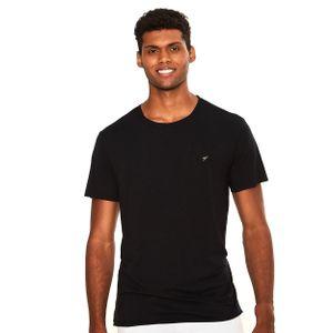 camiseta-masculina-gola-o-frates-basic-black-frente