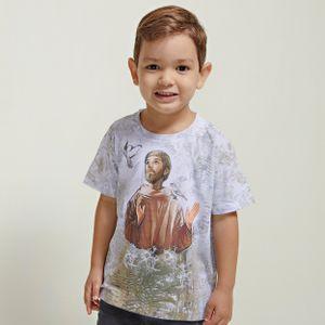 camiseta-infantil-sao-francisco-de-assis-frente