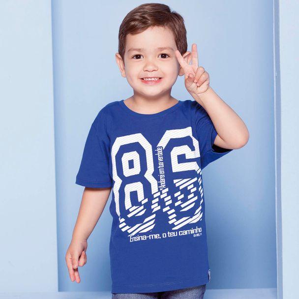 camiseta-infantil-ensina-me-o-teu-caminho-frente