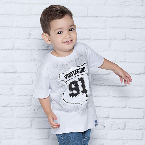 camiseta-infantil-protegido-salmo-91-branco-frente