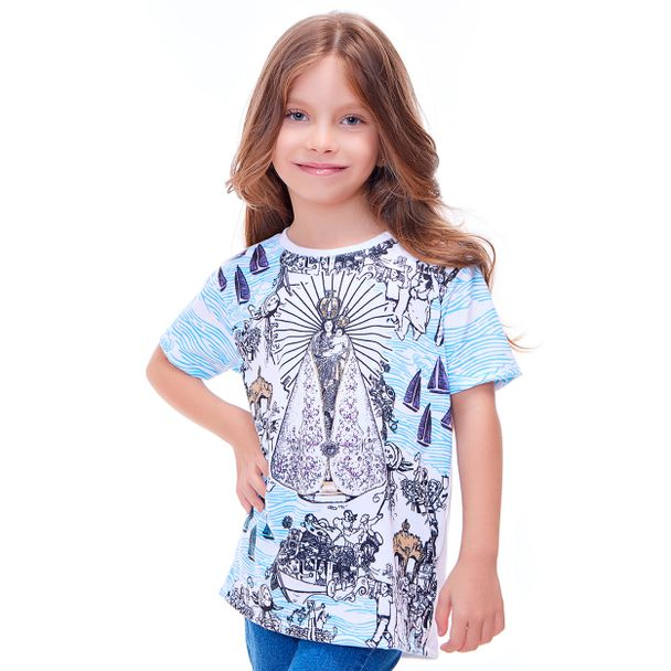 camiseta-infantil-cirio-de-nazare-frente