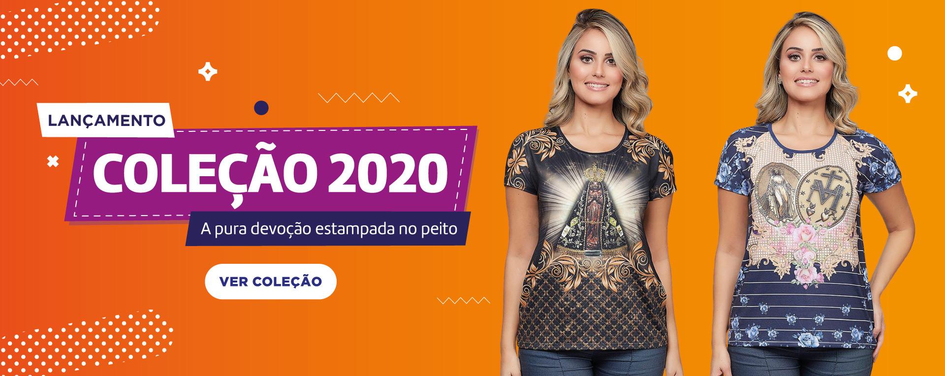 Lançamento Janeiro - Fashion