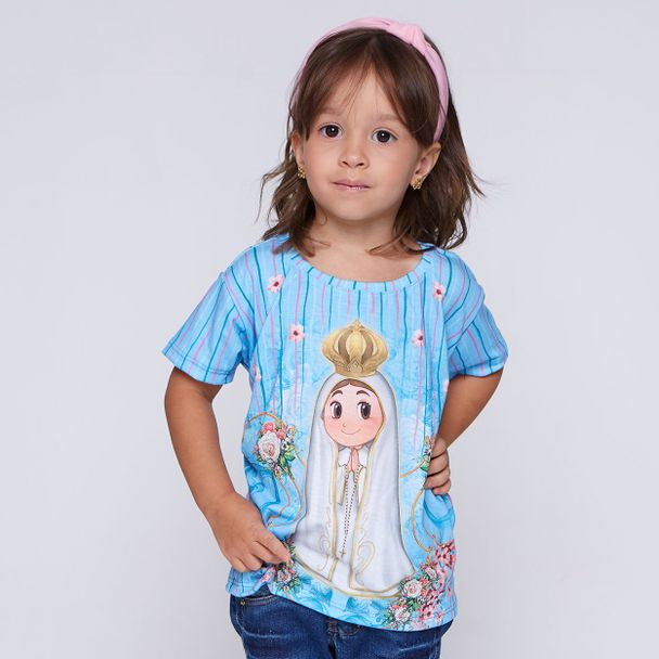 camiseta-infantil-fatiminha-frente1