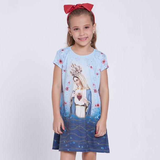 vestido-infantil-imaculado-coracao-de-maria-frente