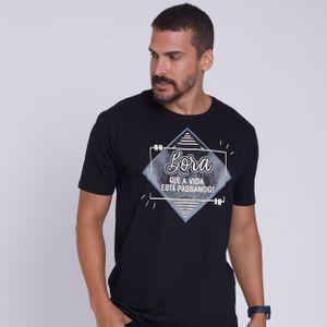camiseta-bora-que-a-vida-ta-passando-preto-frente