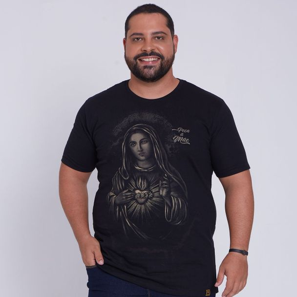 camiseta-sagrado-coracao-de-maria-e-jesus-plus-size-frente