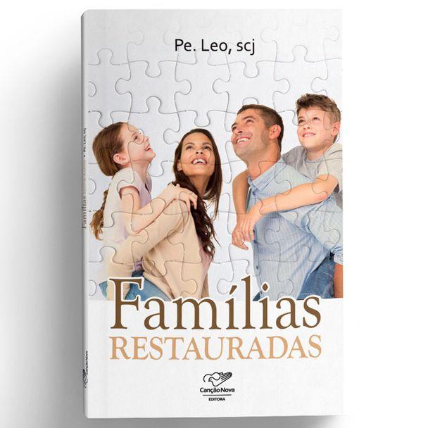 livro-familias-restauradas-pe-leo-capa