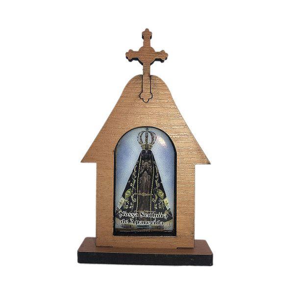 mini-capela-mdf-nossa-senhora-aparecida-10cm