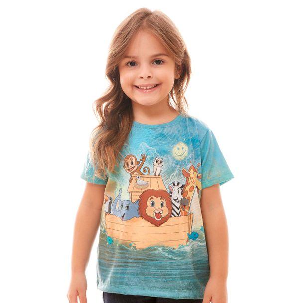 camiseta-infantil-arca-de-noe-menina-frente
