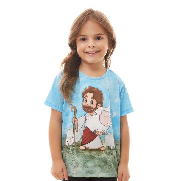 camiseta-infantil-jesus-meu-bom-pastor-menina-frente