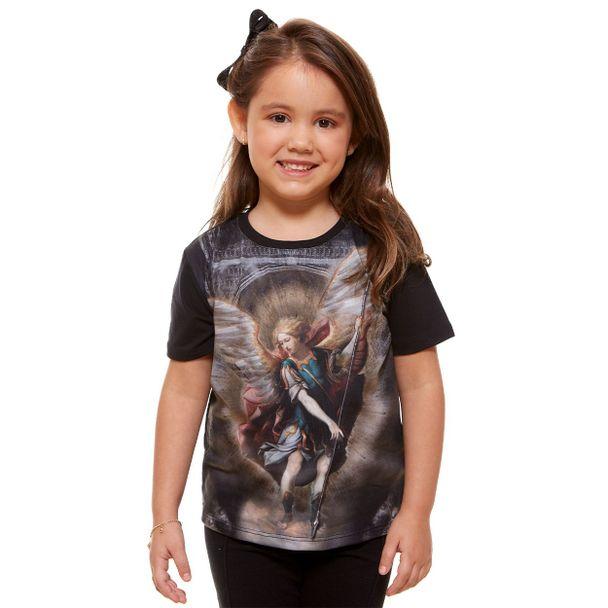 camiseta-infantil-sao-miguel-arcanjo-menina-frente