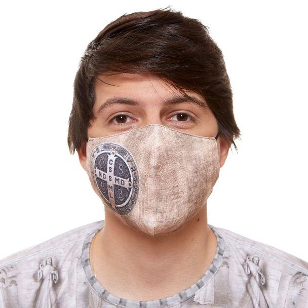 mascara-medalha-de-sao-bento-adulto-bege1