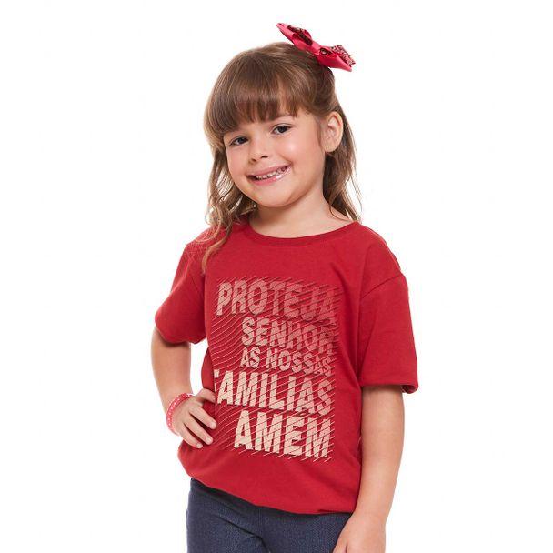 camiseta-infantil-proteja-senhor-as-nossas-familias-amem-menina-frente