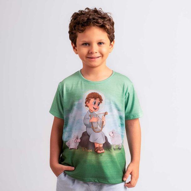 camiseta-infantil-davi-tocando-harpa-frente