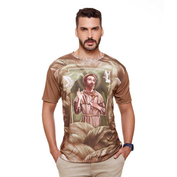 camiseta-sao-francisco-de-assis-frente