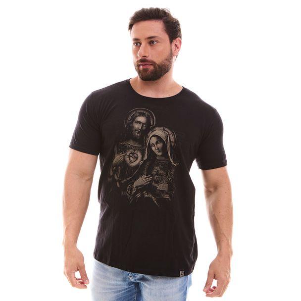 camiseta-imaculado-coracao-de-maria-e-sagrado-coracao-de-jesus-frente