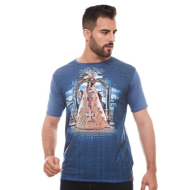 Camiseta Círio de Nazaré DV9307 AZUL P...