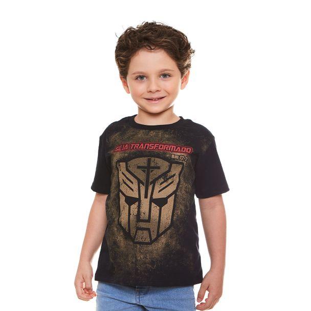 camiseta-infantil-seja-transformado-rm-122-preto-frente