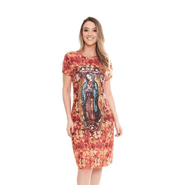 Vestido Nossa Senhora de Guadalupe DVV...