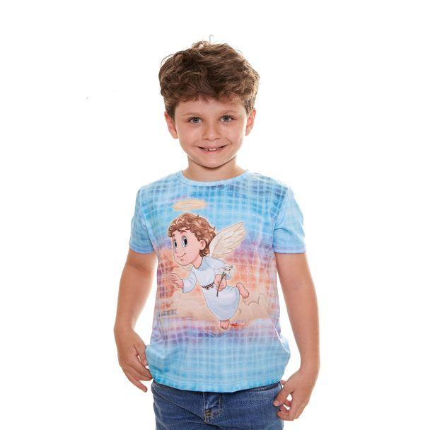 Camiseta infantil São Gabrielzinho AK9...