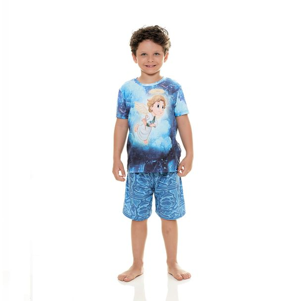 Pijama infantil São Rafaelzinho PJ9555...